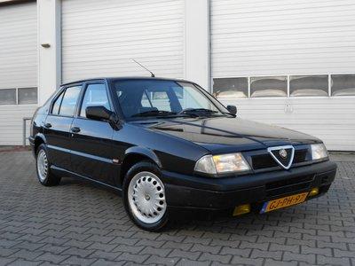 Alfa Romeo 33 1.4 IE 1993 Zwart Metallic 125000km origineel