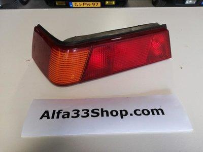 Achterlicht links Alfa 33 type 3 oranje