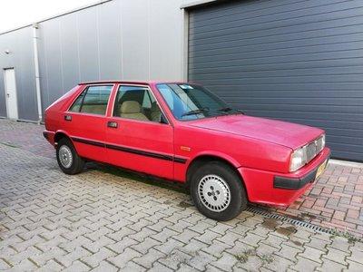 Lancia delta 1.3 van 1987