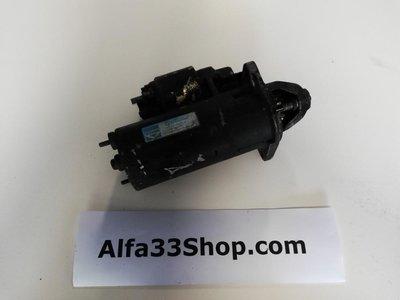 Startmotor alfa boxer motor