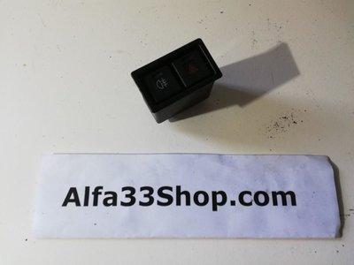 Interieur en dashboard schakelaars Alfa 33