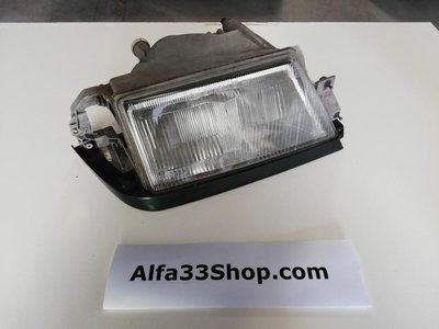 Headlight right type 3