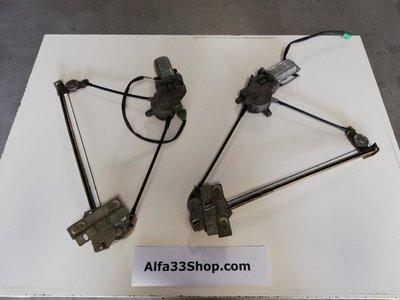 Electrische raam mechaniek links 33 type 3