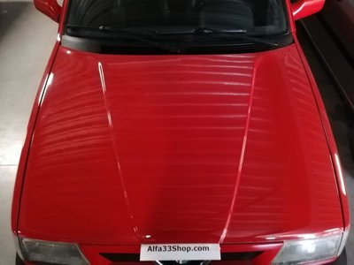 Motorkap Alfa 33