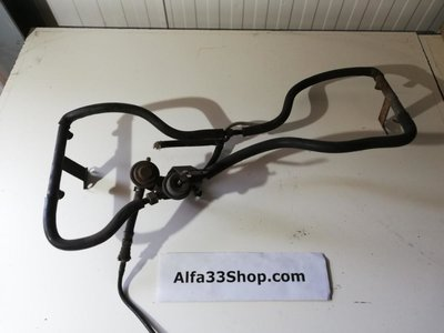 Brandstof rail alfa 1700 16v