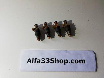 Injectoren Alfa 1700 16v boxer